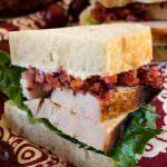 Myles Standish Sandwich