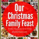 Our Christmas Family Feast