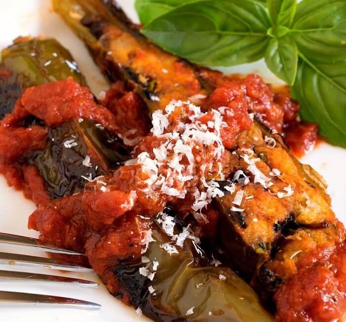 Stuffed Italian Frying Peppers